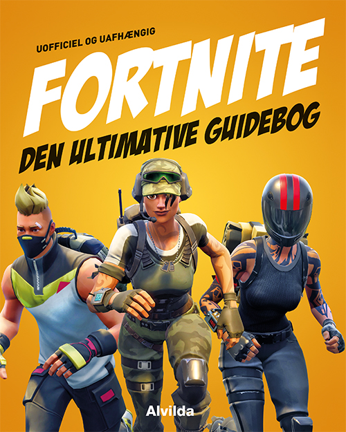 Image of   Fortnite - Den ultimative guidebog (Bog)