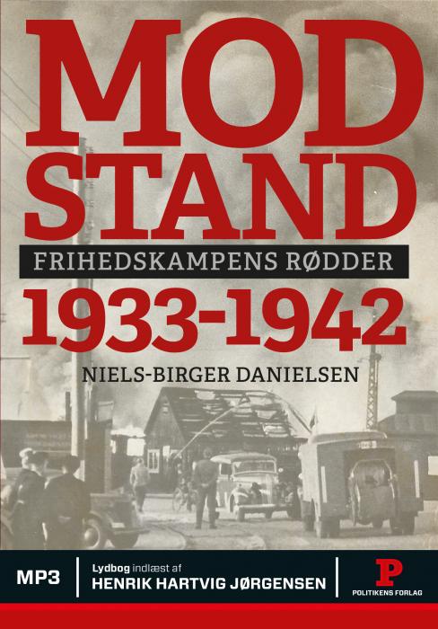 Image of   Modstand 1933-1942 (Lydbog)