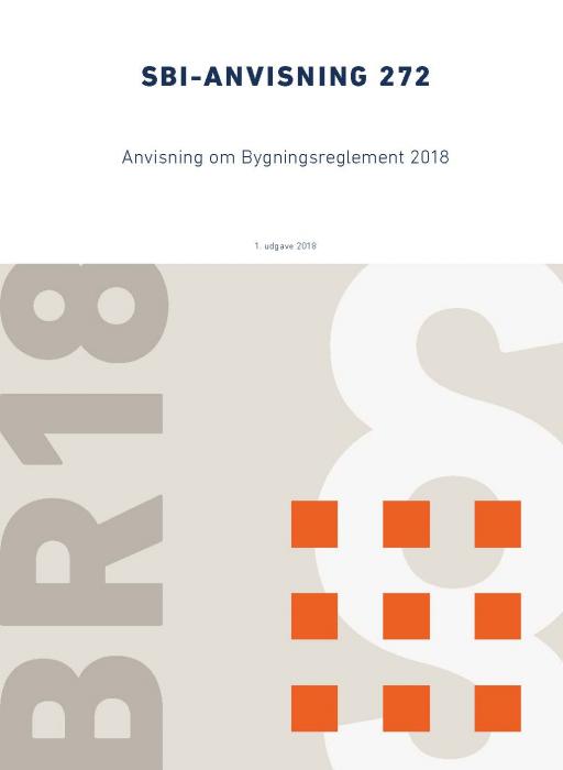 Anvisning om bygningsreglement 2018 (Bog)