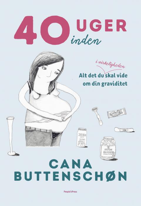 Image of   40 uger inden (Bog)