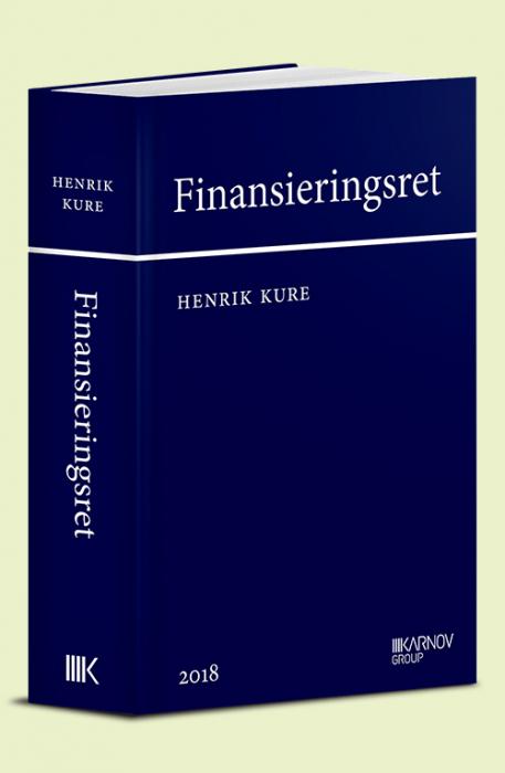 Image of   Finansieringsret (Bog)