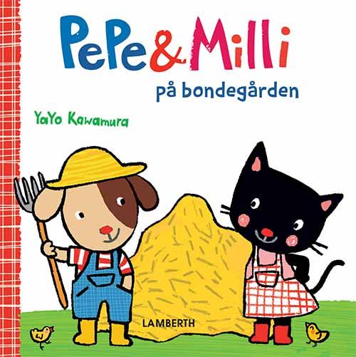 Pepe og Milli på bondegården (Bog)