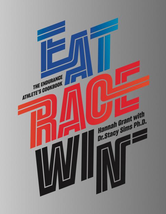 Image of   EAT RACE WIN - Engelsk (Bog)