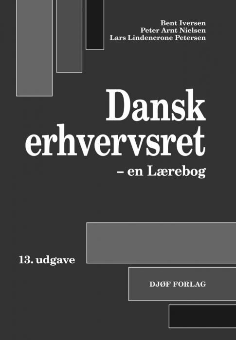 Dansk Erhvervsret (Bog)