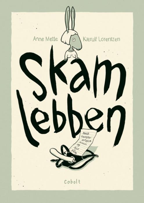 Image of Skamlebben (Bog)