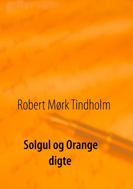 Solgul og orange (Bog)