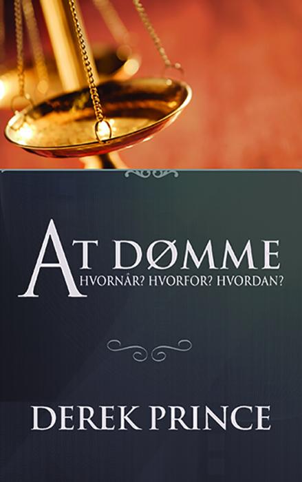 Image of   At Dømme (Bog)