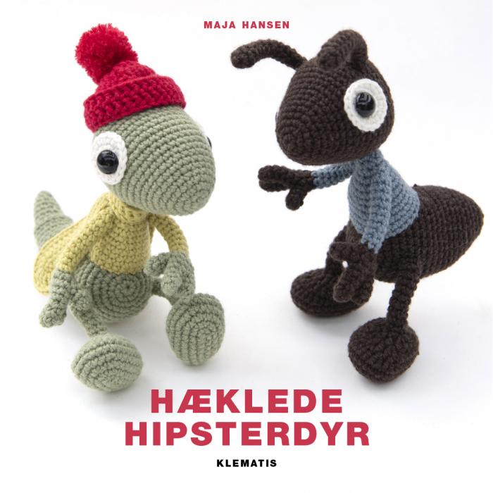 Image of   Hæklede hipsterdyr (Bog)
