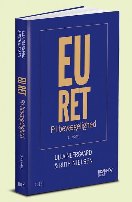 Image of   EU-Ret. Fri bevægelighed (Bog)