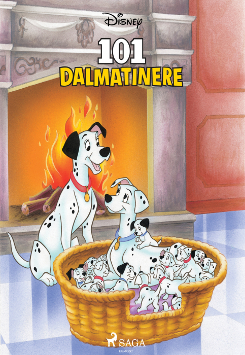 Image of   101 Dalmatinere (E-bog)