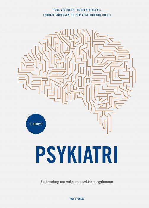 Image of   Psykiatri - 6. udgave (Bog)