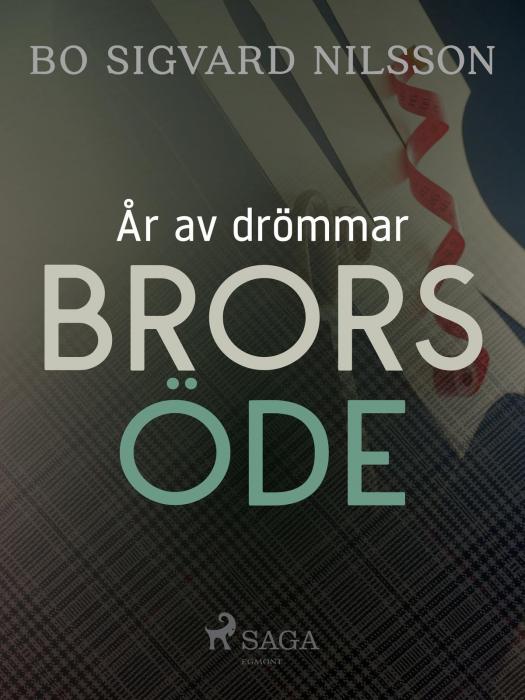 Image of   År av drömmar - Brors öde (E-bog)