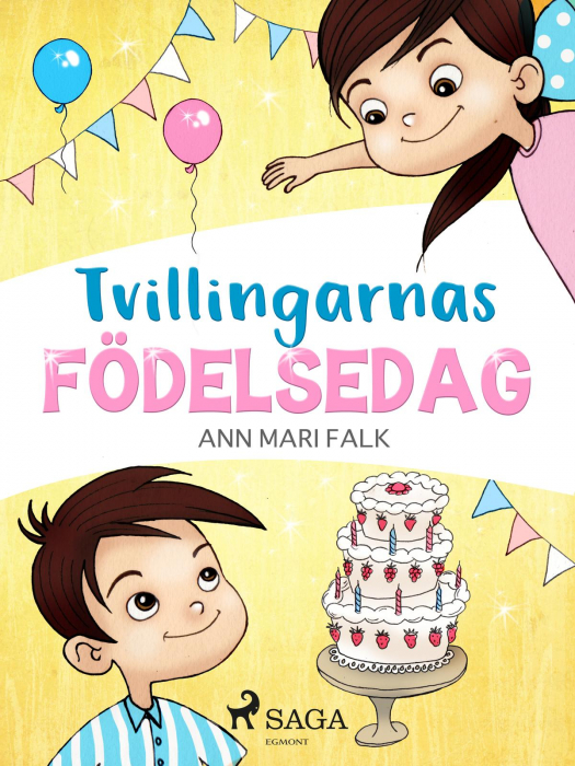 Image of Tvillingarnas födelsedag (E-bog)