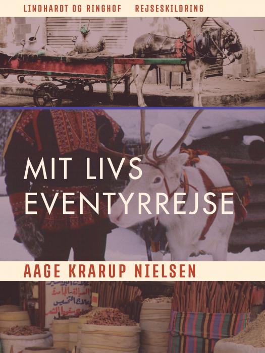 Image of Mit livs eventyrrejse (E-bog)