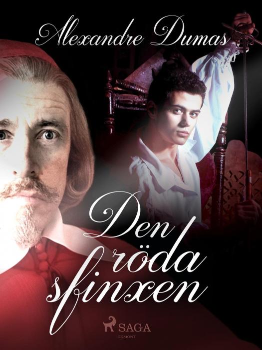Image of Den röda sfinxen (E-bog)