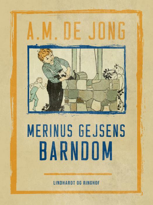 Image of Merinus Gejsens barndom (E-bog)