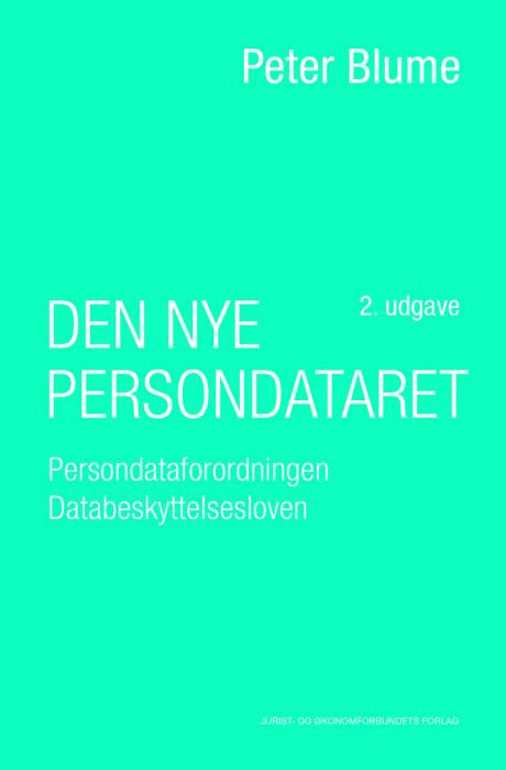 Den nye persondataret (Bog)