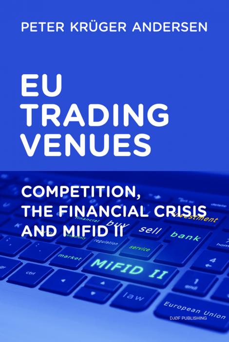 EU Trading Venues (Bog)