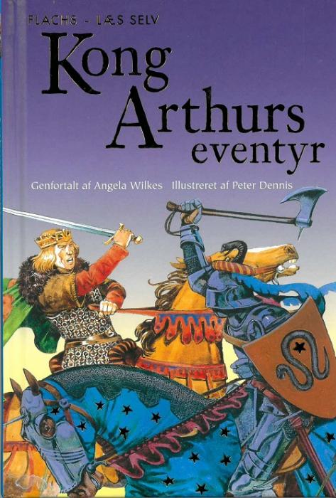 Image of Kong Arthurs eventyr (Bog)