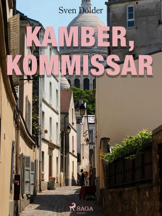 Image of Kamber, Kommissar (E-bog)