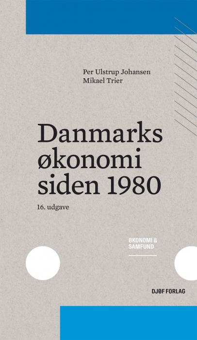 Danmarks økonomi siden 1980 (Bog)