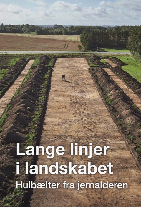 Billede af Lange linjer i landskabet (Bog)