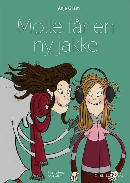 Image of Molle får en ny jakke (E-bog)