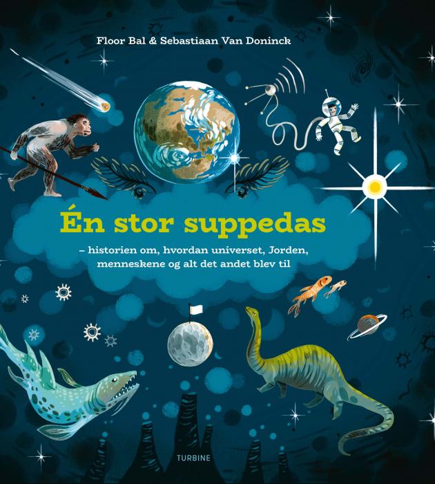 Image of   Én stor suppedas (Bog)