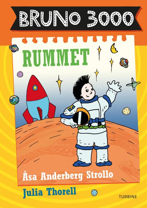 Image of Bruno 3000 - Rummet (Bog)