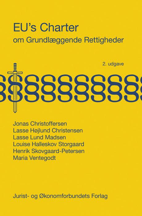 Image of   EUs Charter om Grundlæggende Rettigheder (Bog)