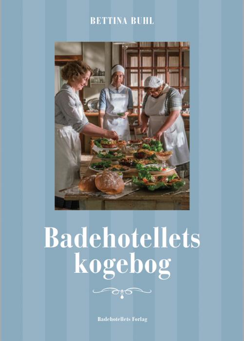 Image of   Badehotellets Kogebog (Bog)