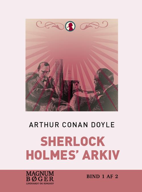 Image of   Sherlock Holmes arkiv (storskrift) (Bog)