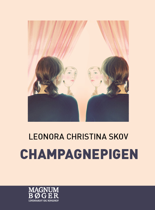 Champagnepigen (storskrift) (Bog)