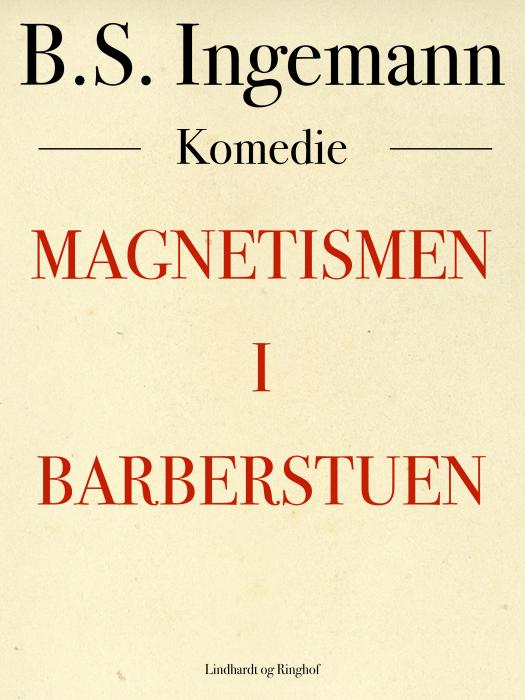 Image of Magnetismen i barberstuen (E-bog)