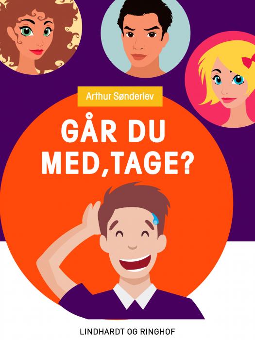 Image of Går du med, Tage? (E-bog)