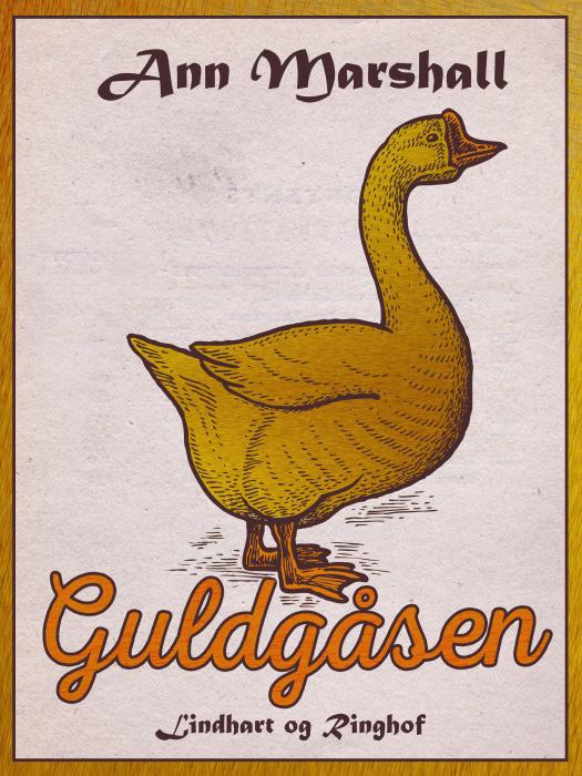 Image of Guldgåsen (E-bog)