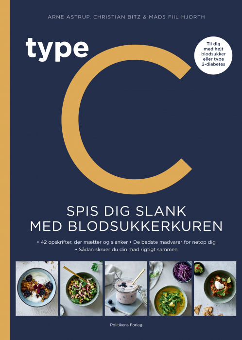 Type C - Spis dig slank efter Blodsukkerkuren (E-bog)