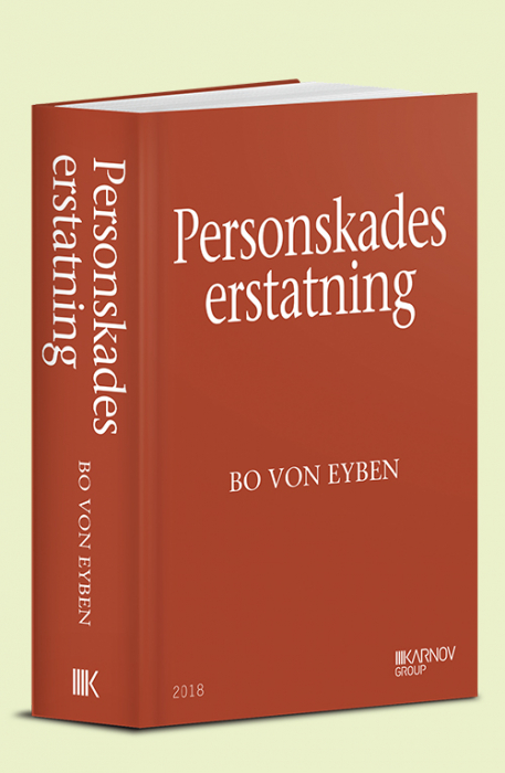 Image of   Personskadeserstatning (Bog)