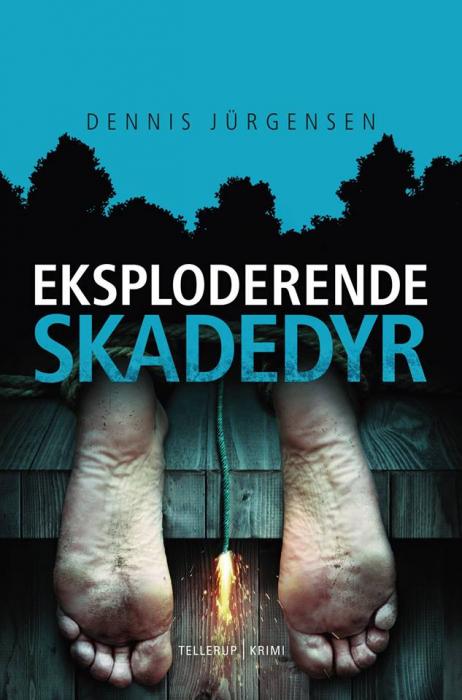 Image of   En Roland Triel-krimi #5: Eksploderende skadedyr (Bog)