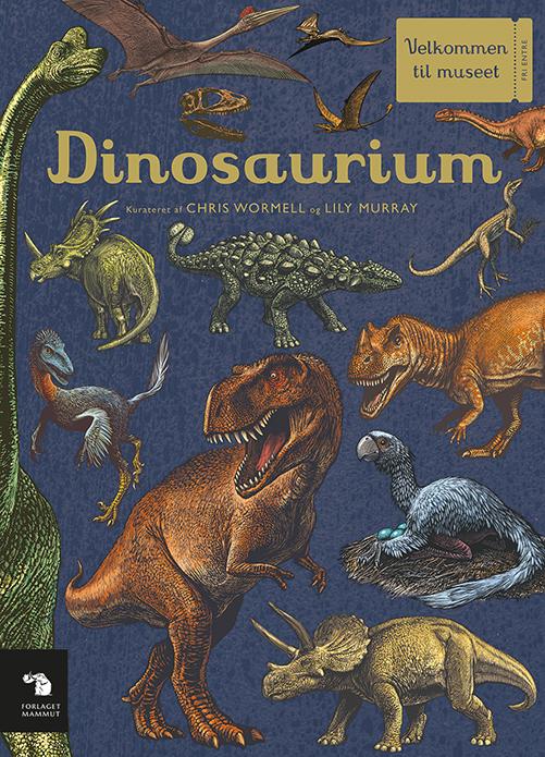 Image of   Dinosaurium (Bog)