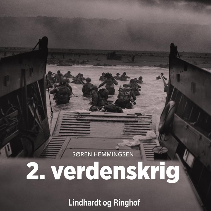 Image of   2. verdenskrig (Lydbog)
