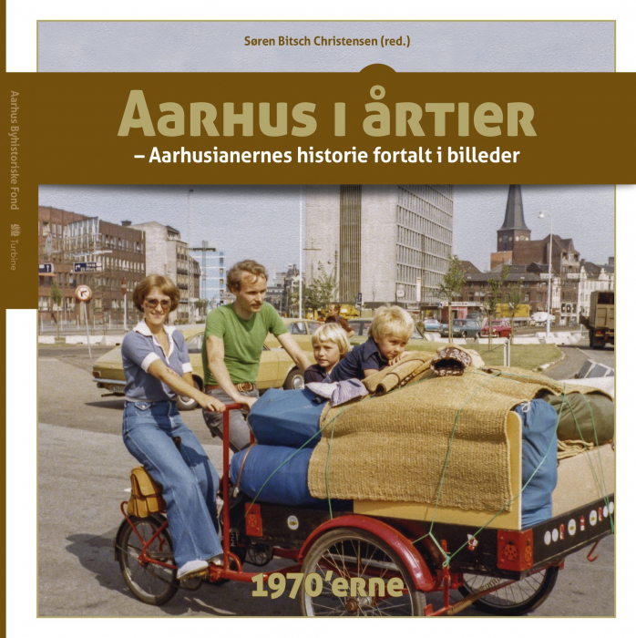 Image of   Aarhus i årtier - 1970erne (Bog)