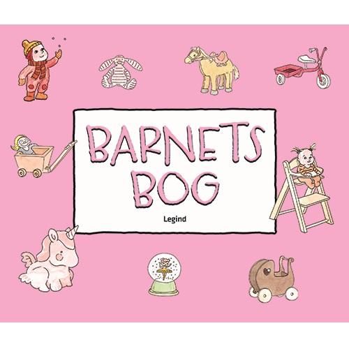 Image of   Barnets bog til pige (Bog)