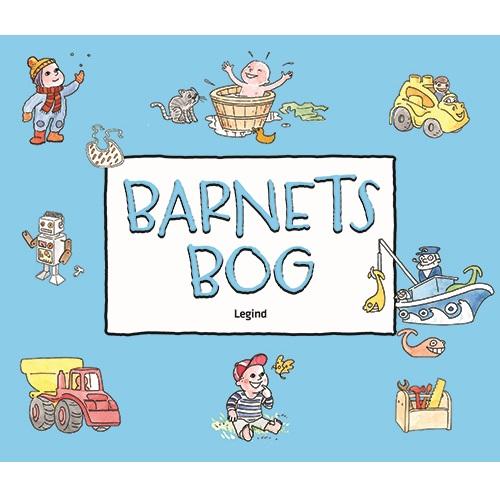 Image of   Barnets bog til dreng (Bog)