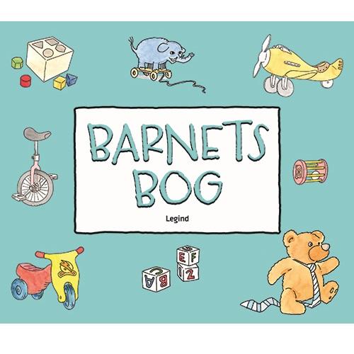 Image of   Barnets bog til pige og dreng (Bog)