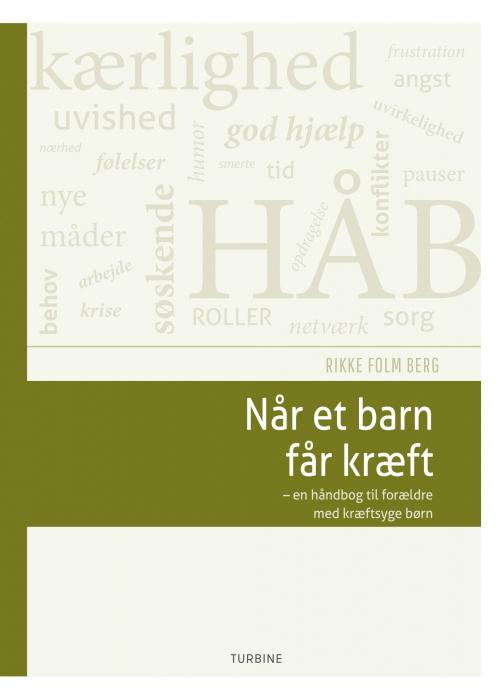 Image of   Når et barn får kræft (Bog)