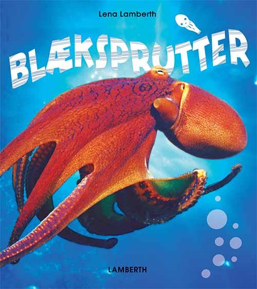 Image of   Blæksprutter (Bog)