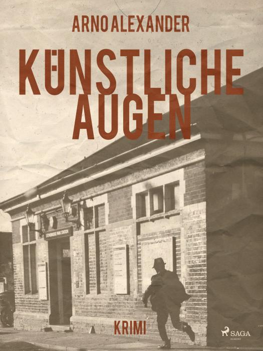 Image of Künstliche Augen (E-bog)