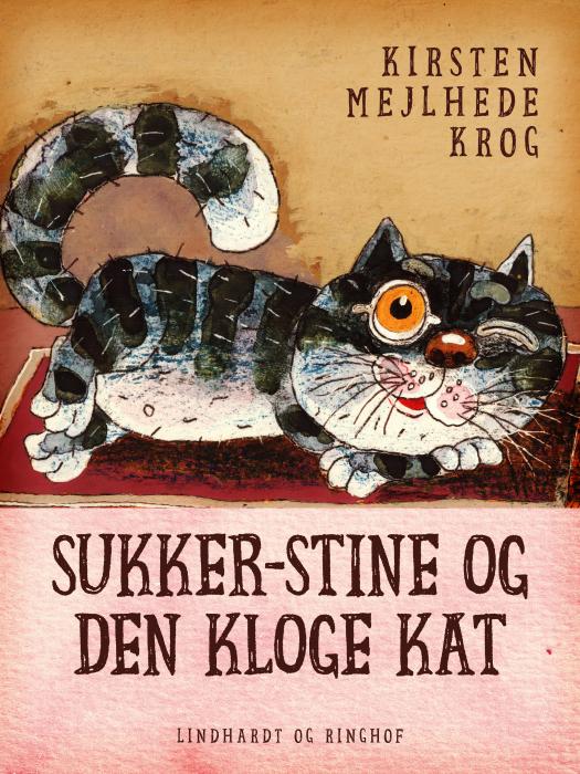 Sukker-Stine og den kloge kat (E-bog)