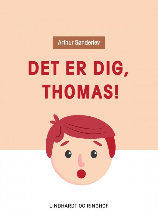 Image of Det er dig, Thomas! (E-bog)